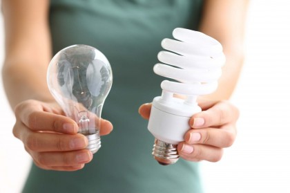Bombillas para el ahorro energético